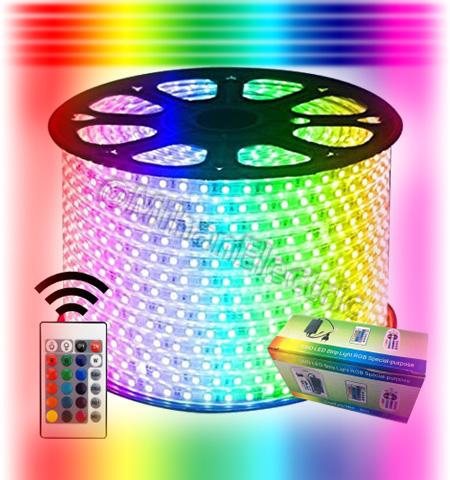 ریسه شلنگی RGB کنترلی