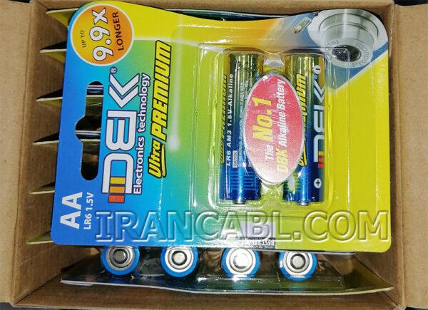 باتری قلمی دی بی کی ultra premium